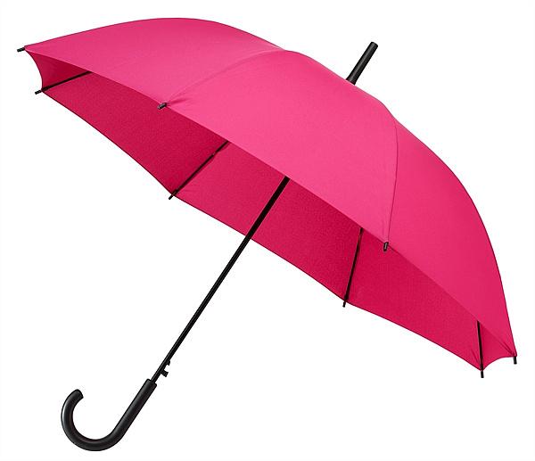 Falconetti® Dámský holový deštník YORK růžový