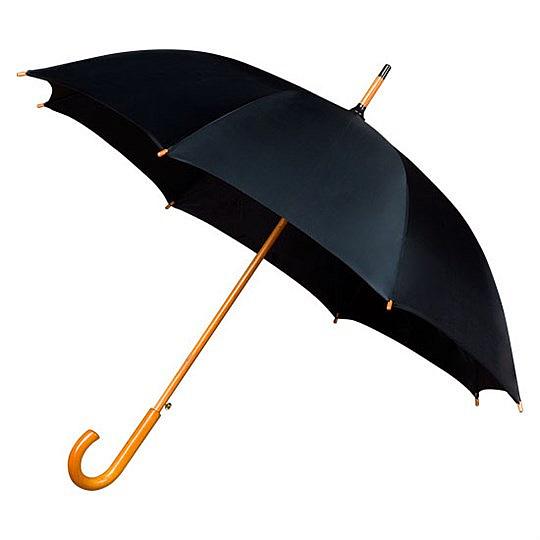 Falcone® Holový deštník AUTOMATIC černý