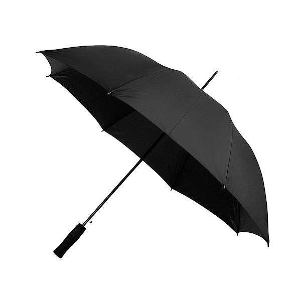 Impliva Holový deštník STABIL NEW černý