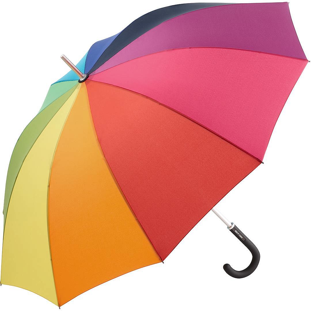 FARE Rainbow holový deštník DUHA 4111