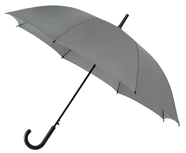 Falconetti® Holový deštník YORK tmavě šedý