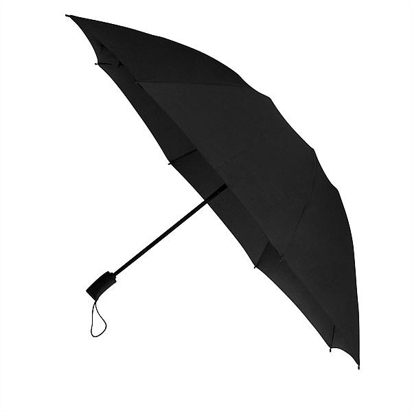 Fare LIBERTY Mini skládací obrácený deštník černý