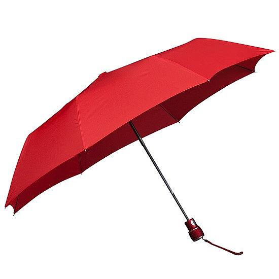 miniMAX® Dámský skládací deštník PARIS červený