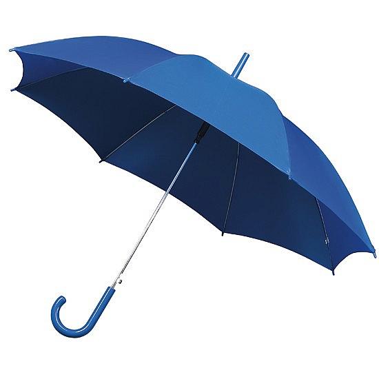 Impliva Holový deštník STANDARD sv.modrý