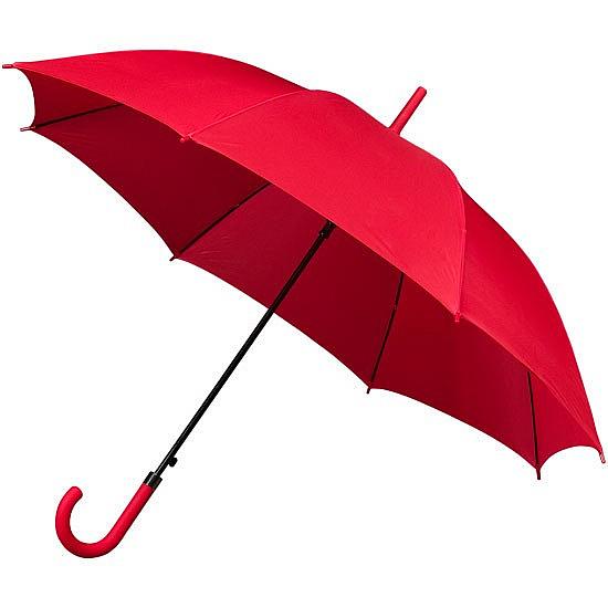 Falcone® Dámský holový deštník BARI červený