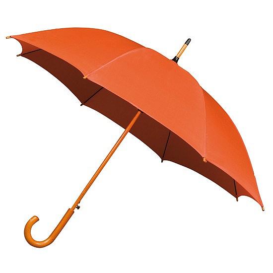 Falcone® Holový deštník AUTOMATIC oranžový