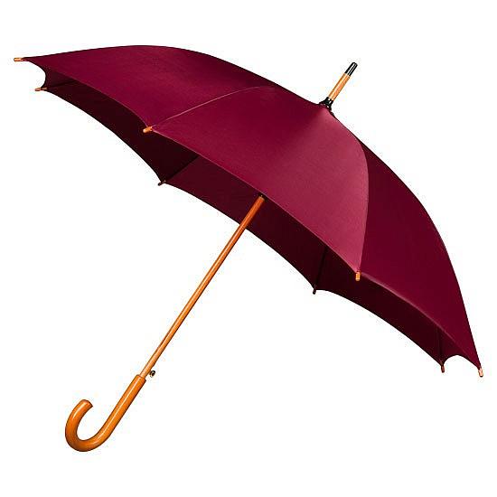 Falcone® Holový deštník AUTOMATIC vínový
