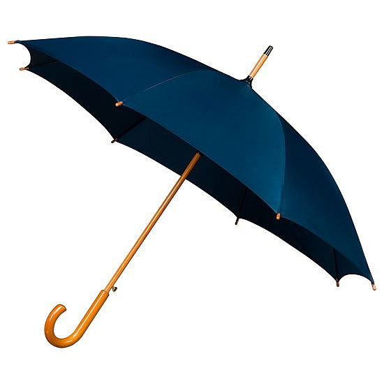 Falcone® Holový deštník AUTOMATIC tm.modrý