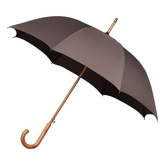 Falcone® Holový deštník MISTRAL šedý