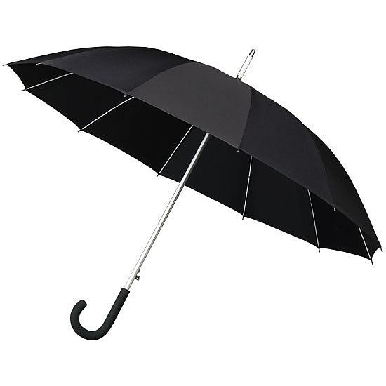 Falcone® Pánský holový deštník CHAMBERLAIN černý
