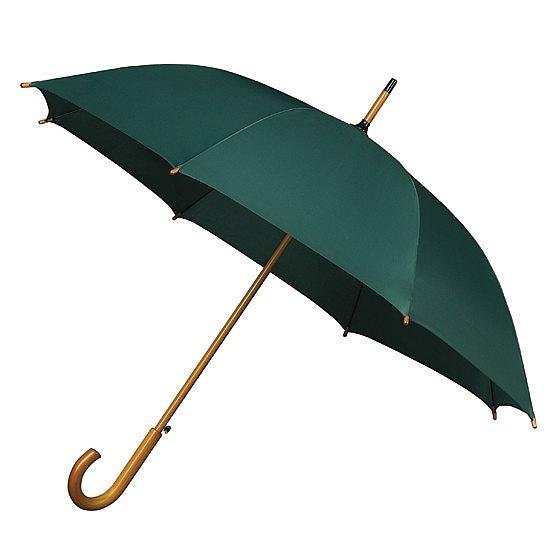 Falcone® Holový deštník AUTOMATIC tm. zelený