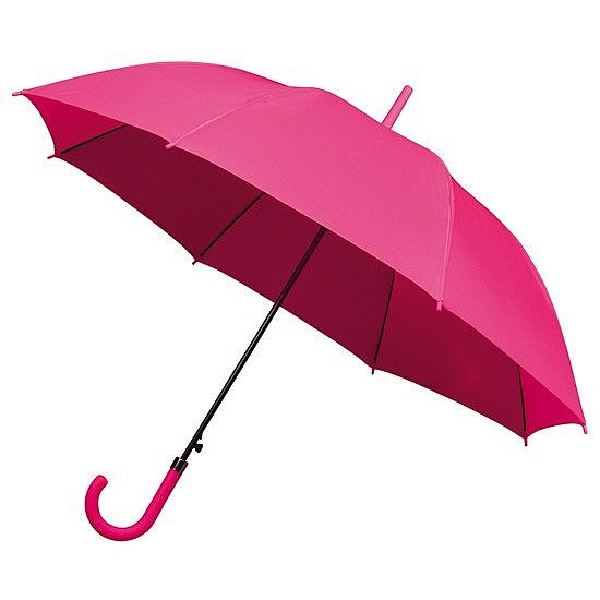 Falcone® Dámský holový deštník BARI růžový