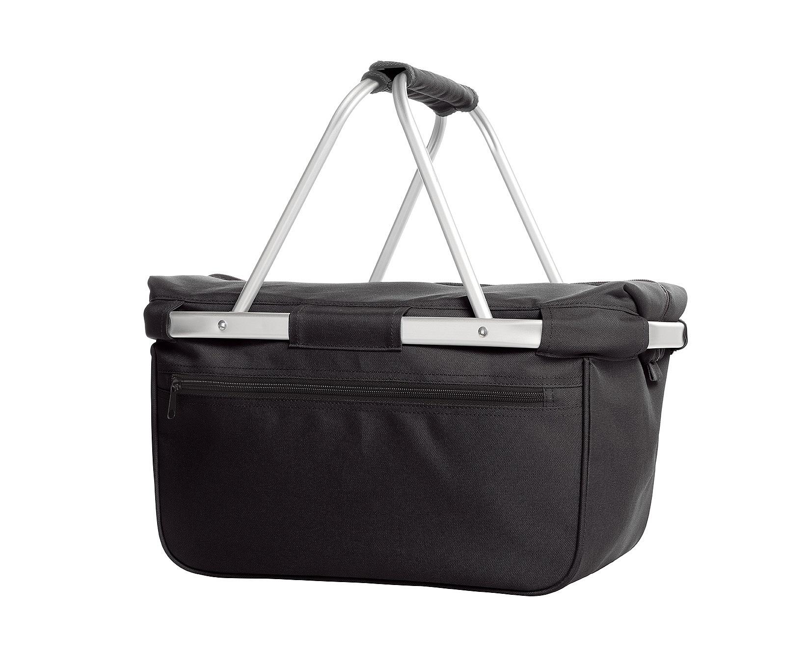 Halfar Termoizolační nákupní košík BASKET černý